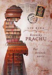 Rina Lin: Kroniky prachu - Pár stránek navíc...