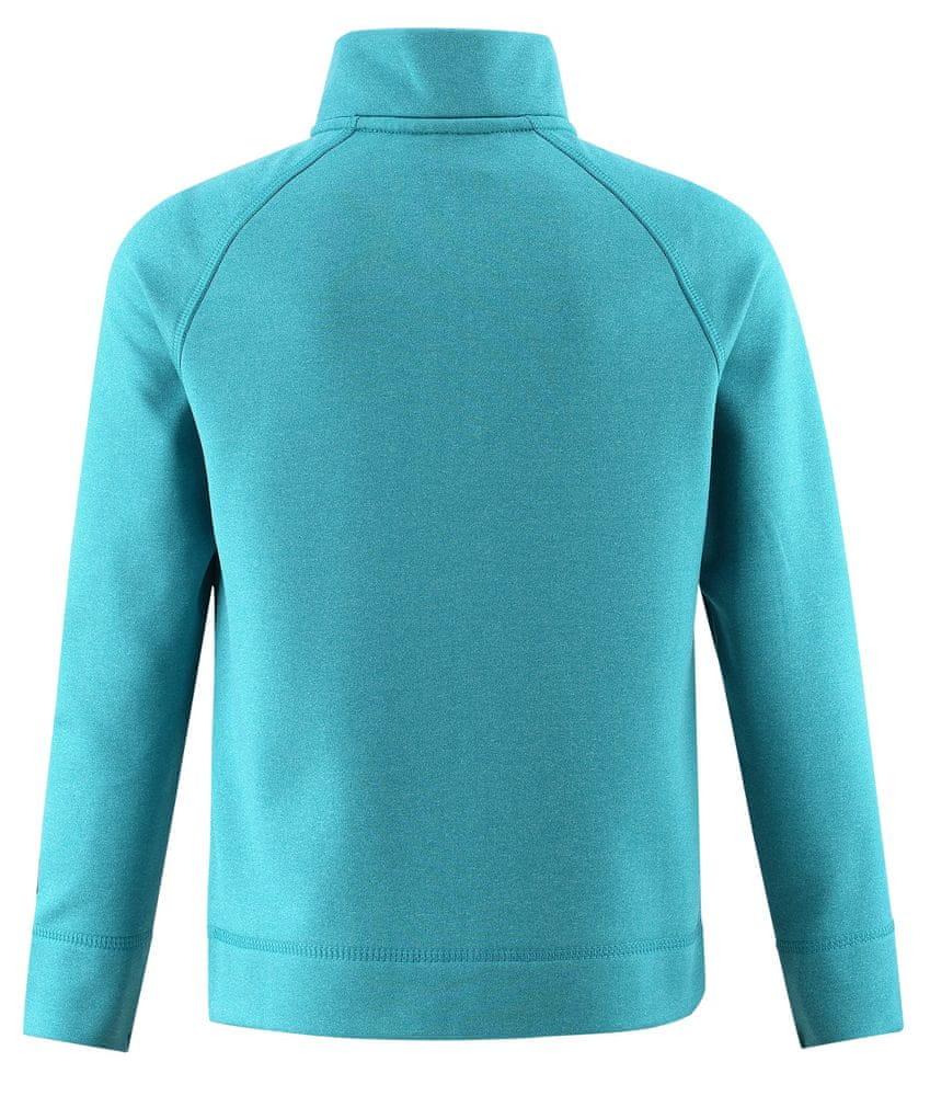 Reima dětská softshellová bunda Johtaen 134 modrá
