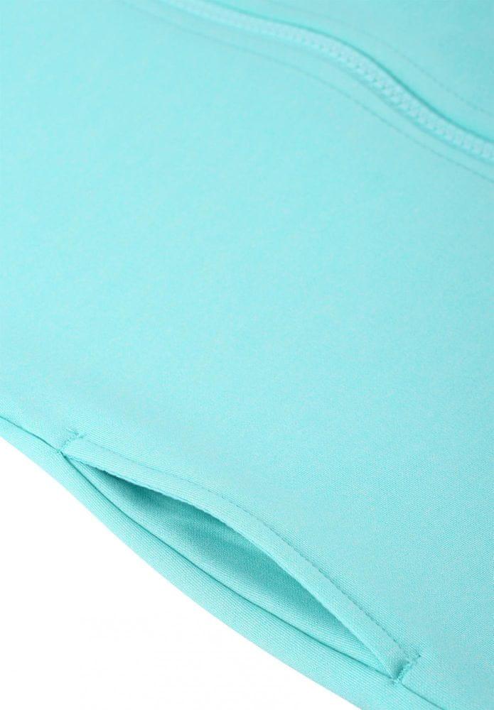 Reima dětská softshellová bunda Toimien 134 modrá