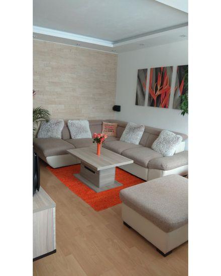 Kusový koberec Efor Shaggy 3419 Orange