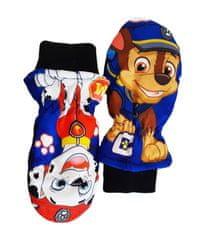 """SETINO Chlapčenské rukavice """"Paw Patrol"""" - modrá - 5–6 rokov"""