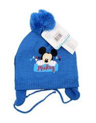 """SETINO Chłopięcy czapka zimowa """"Myszka Miki"""" - ciemny niebieski - 50 cm"""