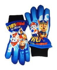 """SETINO Chlapčenské lyžiarske rukavice """"Paw Patrol"""" - modrá - 7–8 rokov"""