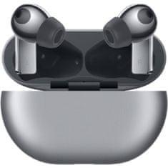 Huawei FreeBuds Pro brezžične slušalke, srebrne
