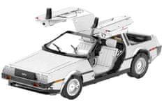 Metal Earth 3D puzzle DeLorean
