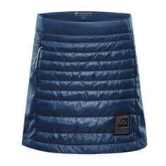 ALPINE PRO suknja za djevojčice Trinito 6, 164 - 170, tamno plava