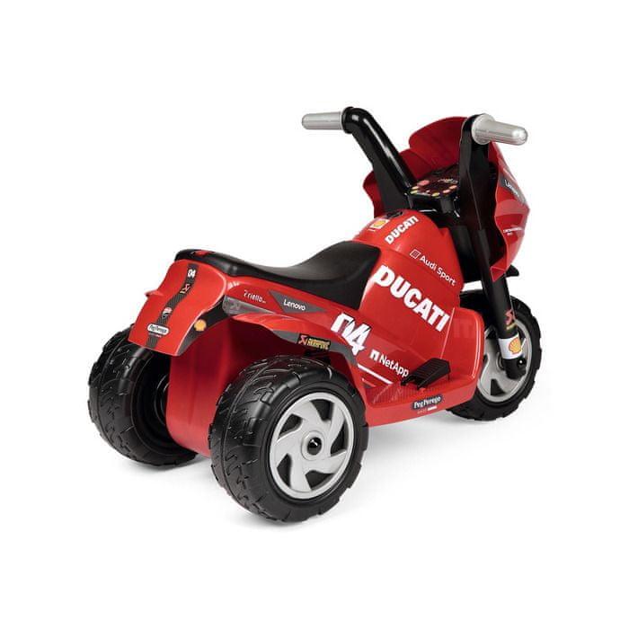 Peg Perego Ducati Mini Evo - rozbaleno