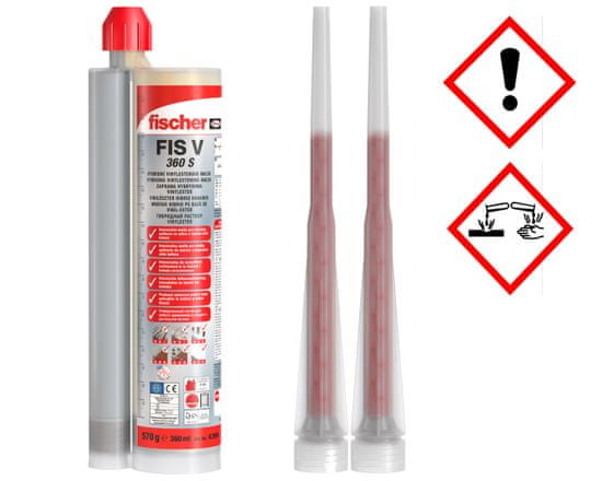Fischer Chemická kotva FIS V 360 S - 1ks