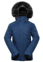 ALPINE PRO kurtka dziecięca Icybo 4 116-122, ciemnoniebieski