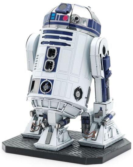 Metal Earth kovinski model 3D sestavljanka Star Wars: R2-D2