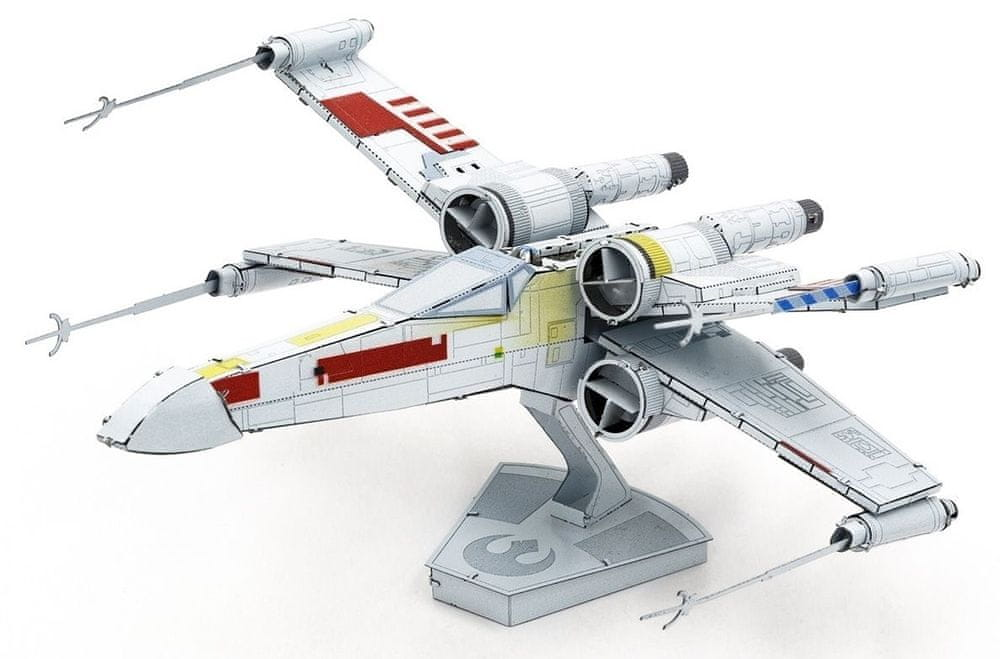 Metal Earth 3D puzzle Star Wars: X-Wing Starfighter