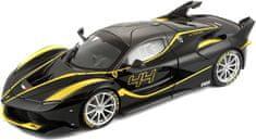 BBurago auto Ferrari Signature FXX K 1:18, czarny