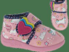 Beppi dekliški copatki 2180460, 26, roza