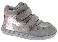 Beppi dekliški gležnarji 2180981, 21, sivi - Odprta embalaža