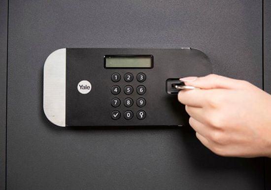 Yale Sejf Yale Maximum Security Home YSEM/250/EG1 akce