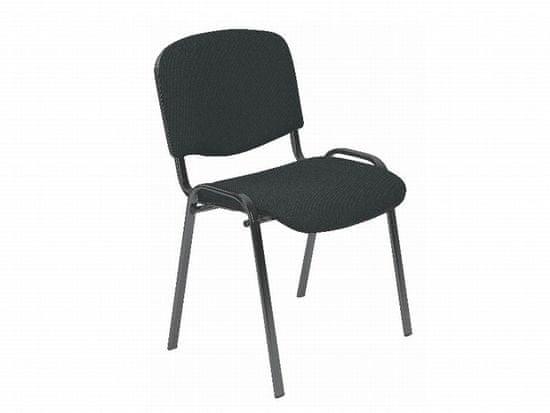 Nejlevnější nábytek Konferenční židle MALAKAI, černá