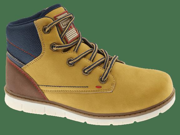 Beppi dětská kotníčková obuv 2181370 33 žlutá