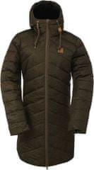 2117 Dámský zimní kabát 2117 HINDAS zelená XXL