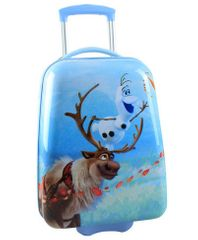 Disney Frozen Sven és Olaf, utazási bőrönd gyerekeknek, 31 x 21 x 45 cm méretű
