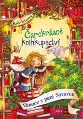 Katja Frixeová: Čarokrásné knihkupectví 5: Vánoce s paní Sovovou