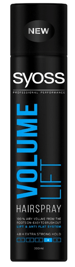 Syoss lak za lase, Volume Lift, 300 ml