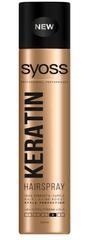 Syoss lak za lase, Keratin, 300 ml