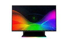Razer Raptor 27 monitor, IPS, WQHD, 144Hz, 1ms, G-Sync Compatible, FreeSync (RZ39-02760100-R3G1)