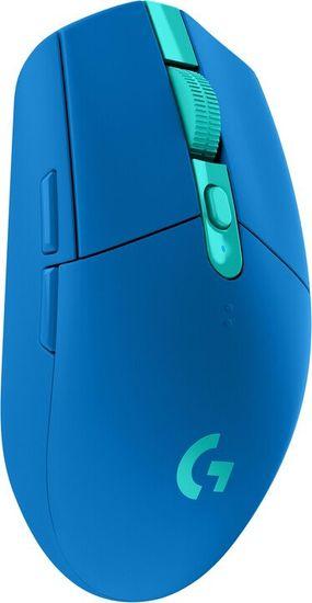 Logitech G305, modrá (910-006014)