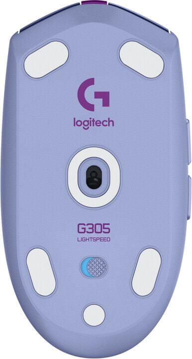 Logitech G305, fialová (910-006022)