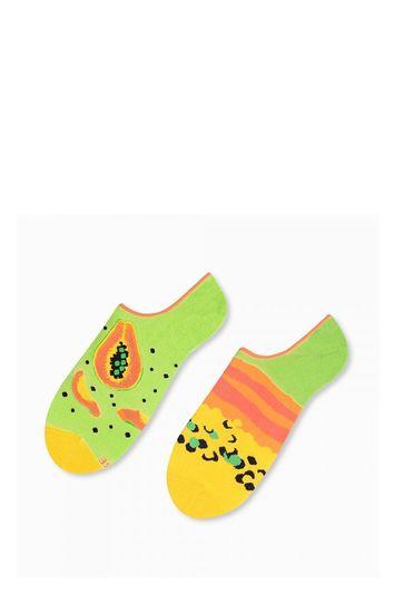 More Asymetrické dámské kotníkové ponožky More 005