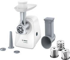 Bosch MFW2514W aparat za mletje mesa, bel
