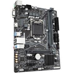 Gigabyte H410M H osnovna plošča, LGA 1200, DDR4, mATX
