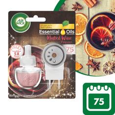 Air wick električni komplet Aroma kuhanega vina, 19 ml