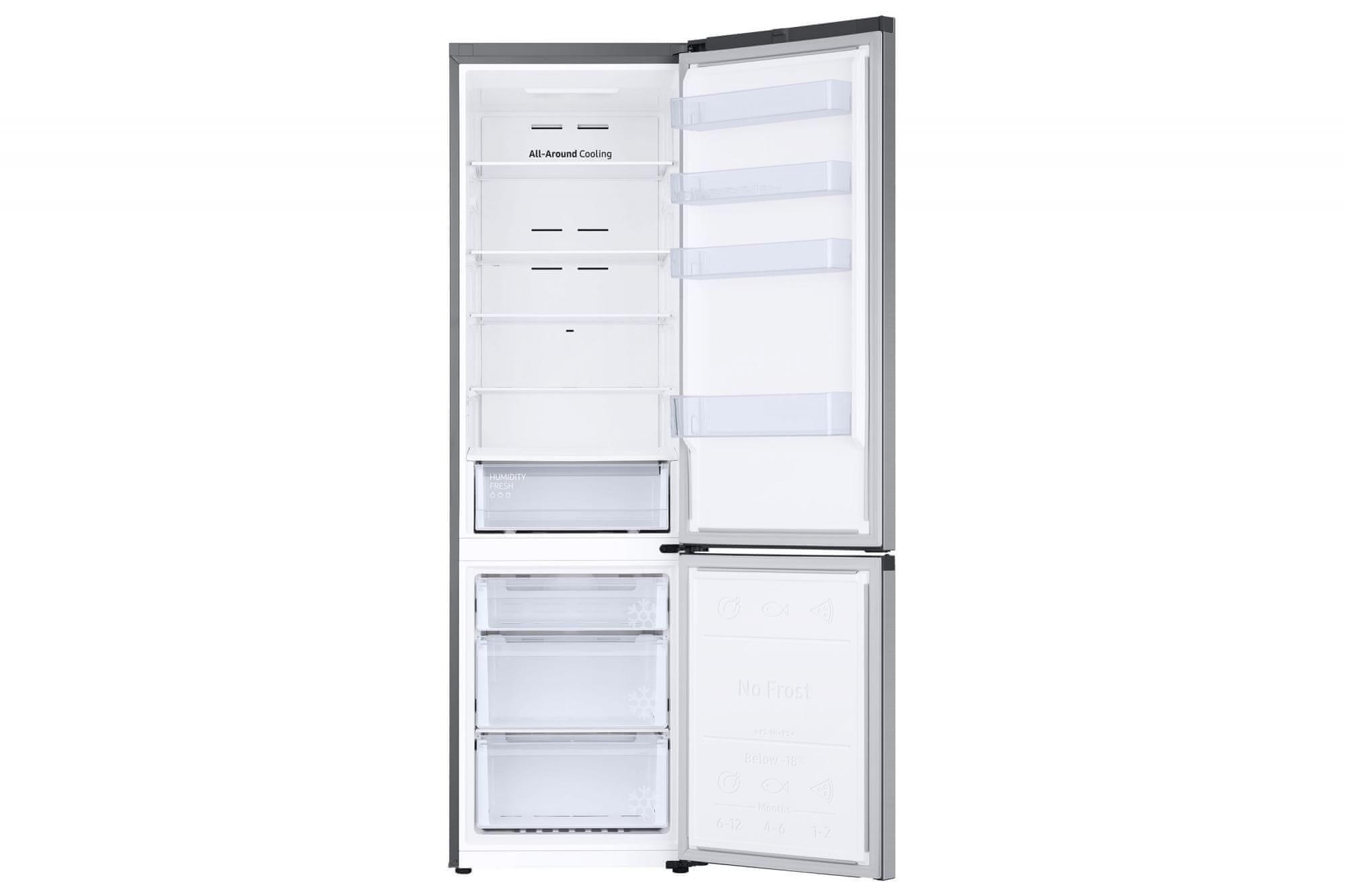 Kombinovaná chladnička Samsung RB38T606DSA/EF SpaceMax