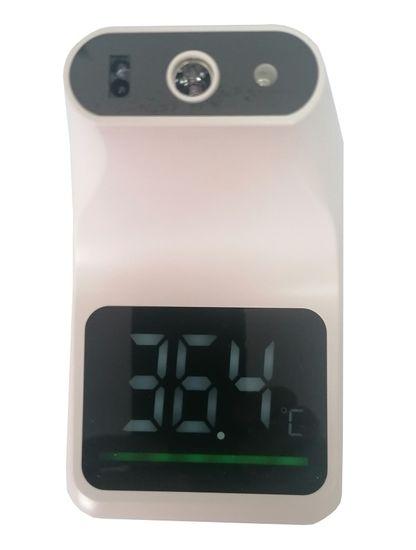 Tech Plus termometer, brezstični, stenski, bel