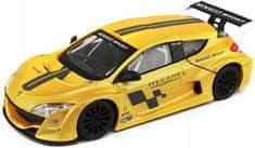 BBurago 1:24 Renault Mégane Trophy, sárga