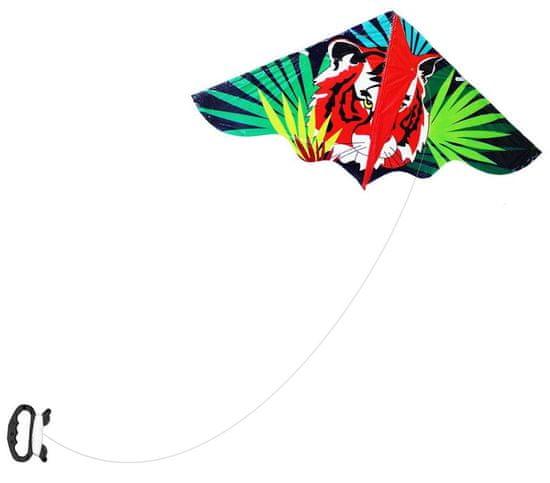 Drak lietajúci tiger - 120 x 61cm