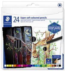 Staedtler Design Journey Super Soft barvice, 24/1