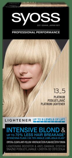 Syoss Baseline Color barva, 13-5 platinasti posvetljevalec