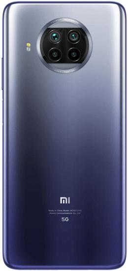 Xiaomi Mi 10T Lite pametni telefon, 6 GB/128 GB, moder