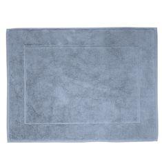 Framsohn frottír fürdőszobaszőnyeg, 50x70 cm, kék