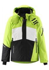 Reima chlapecká lyžařská bunda Laks 134 zelená