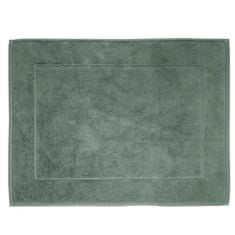 Framsohn frottír fürdőszobaszőnyeg, 67x67 cm, sötétzöld