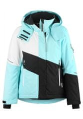 Reima dívčí lyžařská bunda Seal 128 modrá