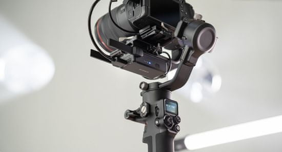 DJI RSC 2 Pro Combo čierna