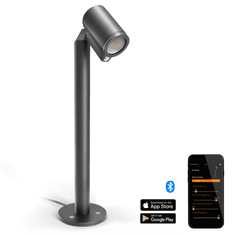 STEINEL Led reflektor z senzorjem in Bluetoothom Spot light antracit