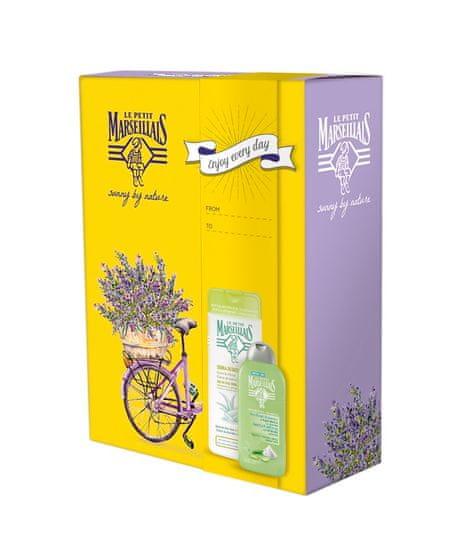 Le Petit Marseillais Sensitive & Greasy Small poklon paket