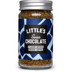 Little's Instantní káva s příchutí švýcarské čokolády