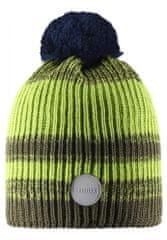 Reima otroška kapa Hinlopen, 48 - 50, zelena