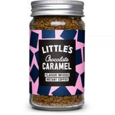 Little's Instantní káva s příchutí čokolády a karamelu